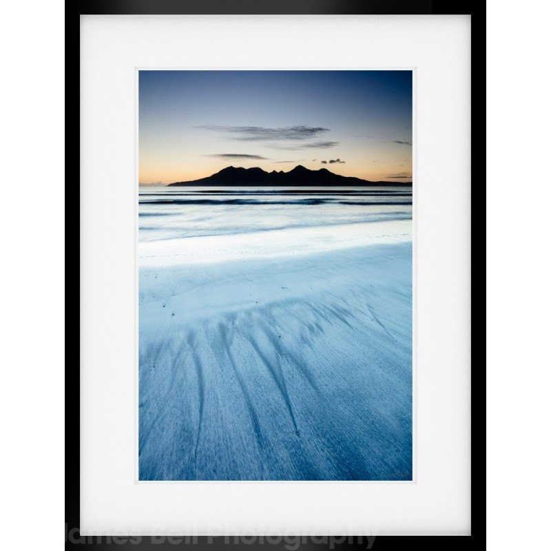 Isle of Skye Aurora Borealis Panorama