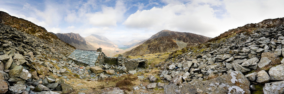 Panoramic Photography from The Lake District