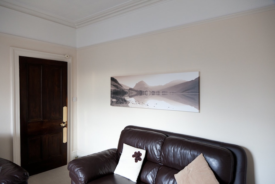 Landscape Photography Prints Buttermere on Canvas