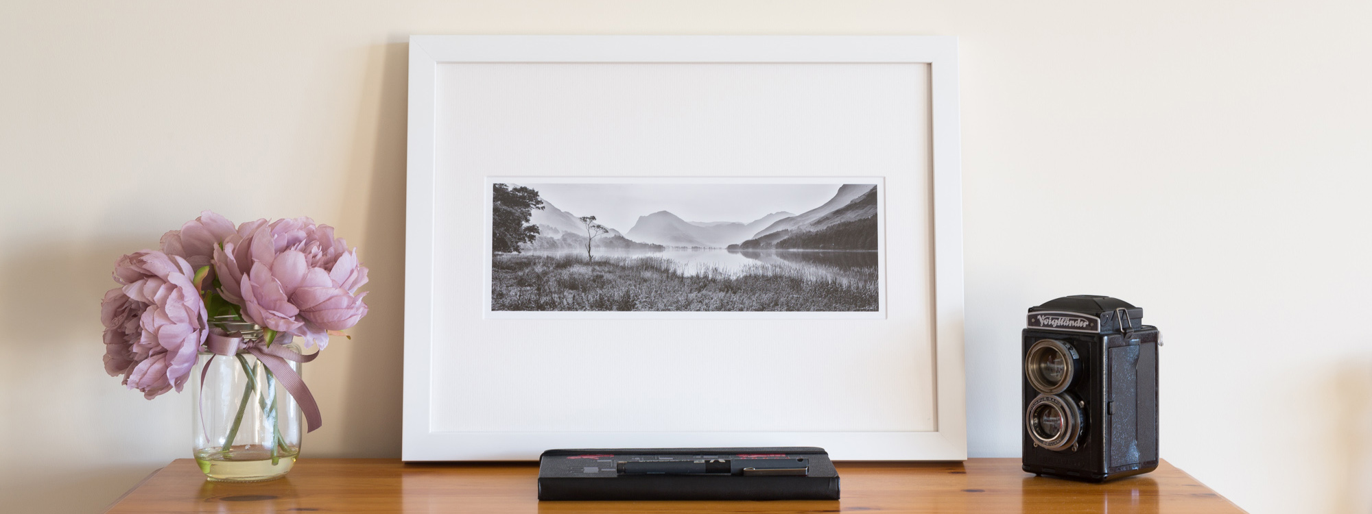 Framed Lake District Print