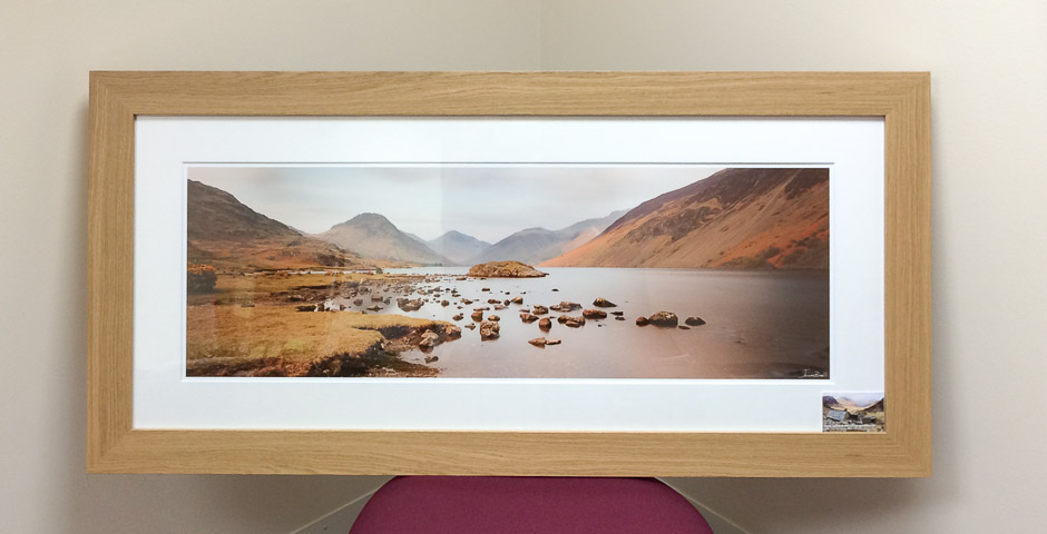 Landscape Photography Prints Favourite Framed Print