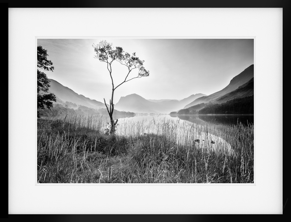 Black And White Landscape Photography Posters