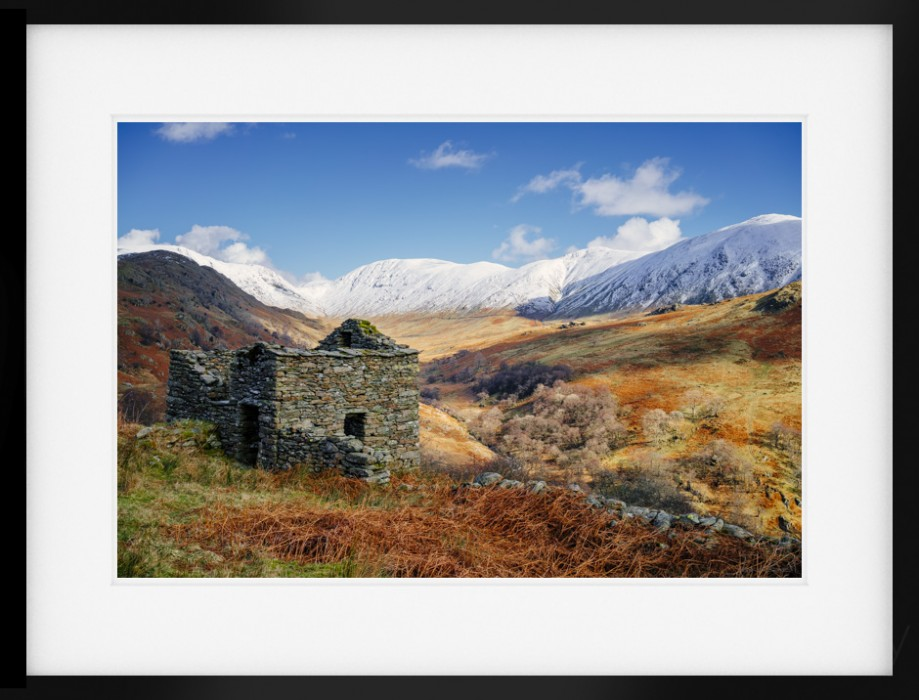 troutbeck valley landscape photography prints for sale