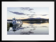 Waterhead and Windermere at Sunset