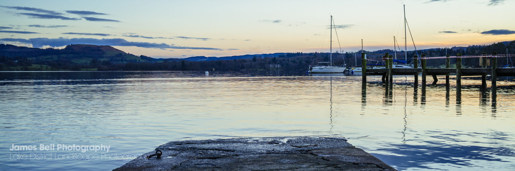 Windermere Sunset Print for sale (1)