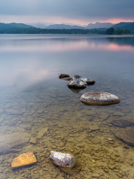 Landscape Photography Print of Windermere Lake in the Lake District