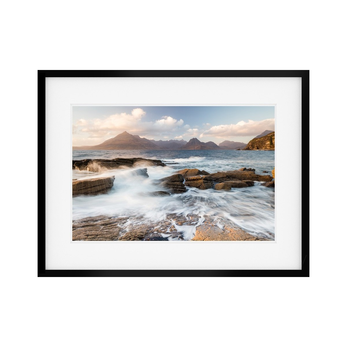 Elgol Beach Splash