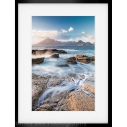 Elgol Beach Portrait