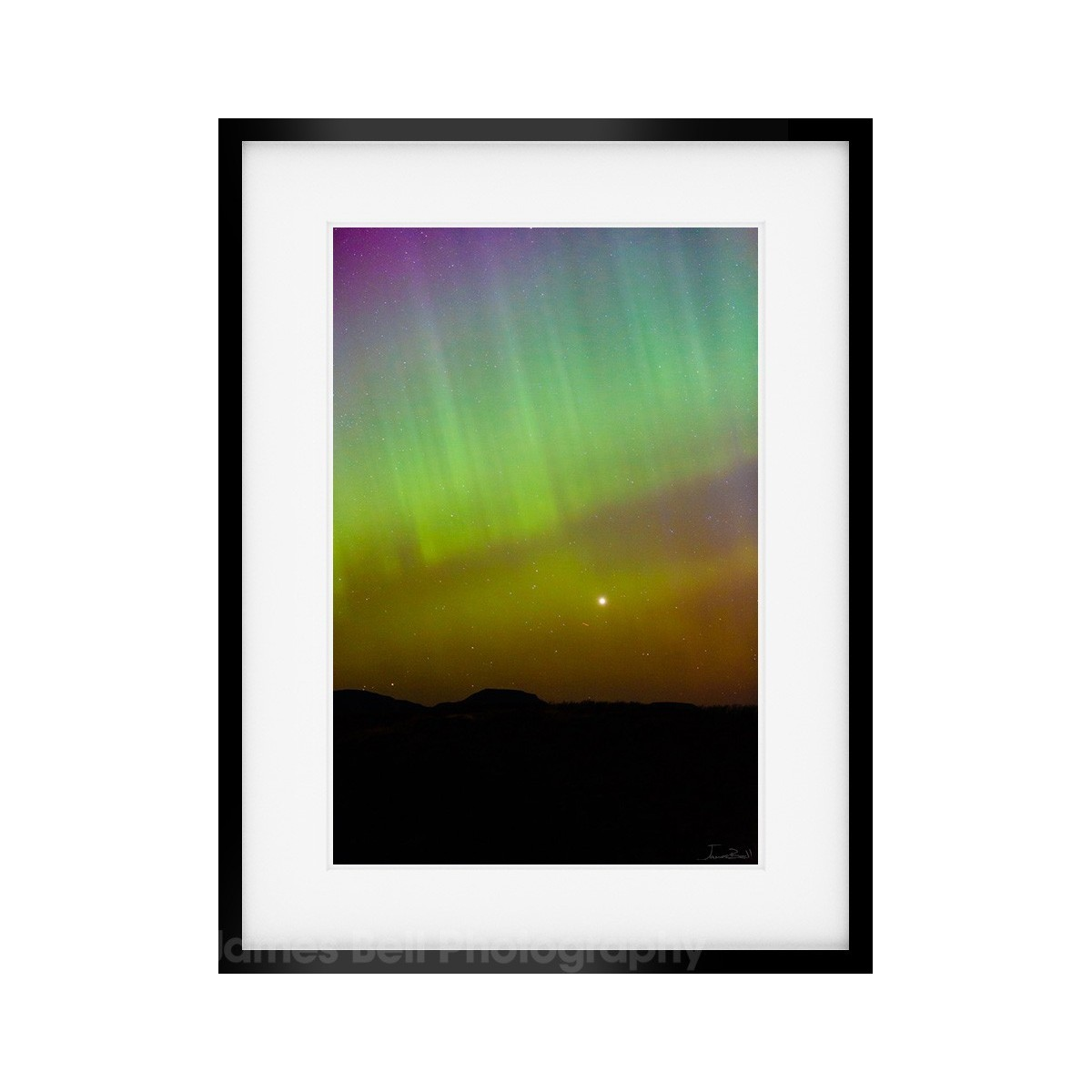 Skye Northern Lights