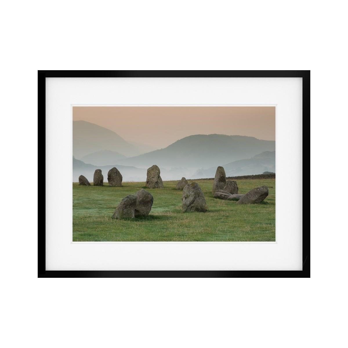 Castlerigg Stone Semi Circle