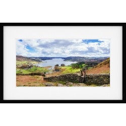 Windermere from Loughrigg