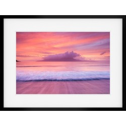 Rum Vibrant Sunset