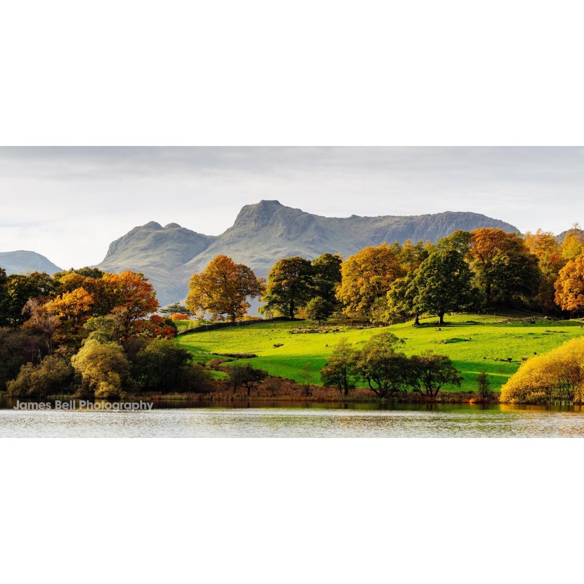 Loughrigg Tarn Autumn