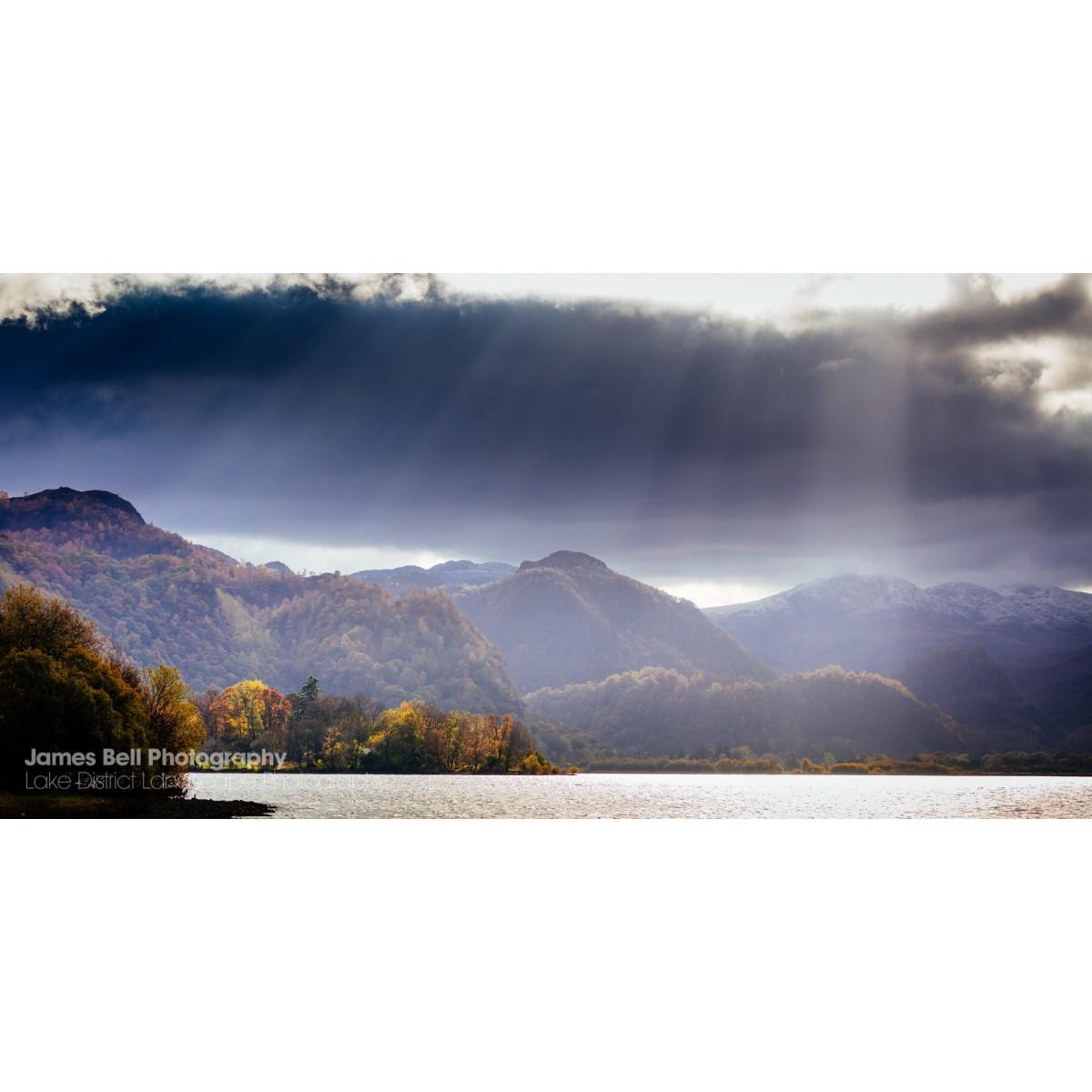 Borrowdale Autumn Light