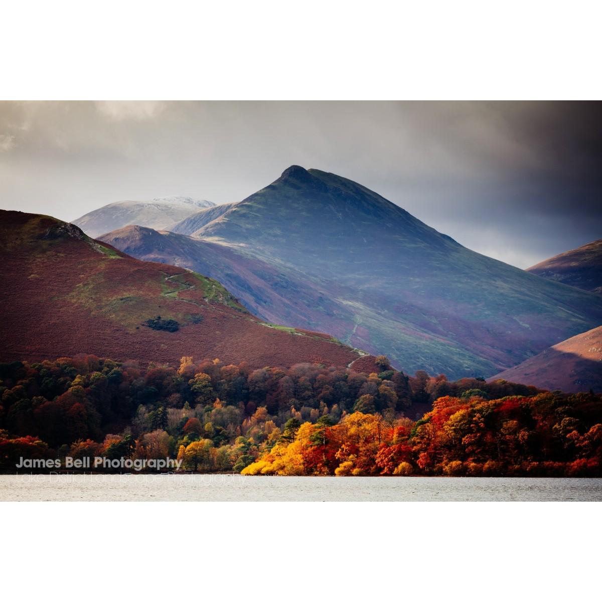 Causey Pike Autumn