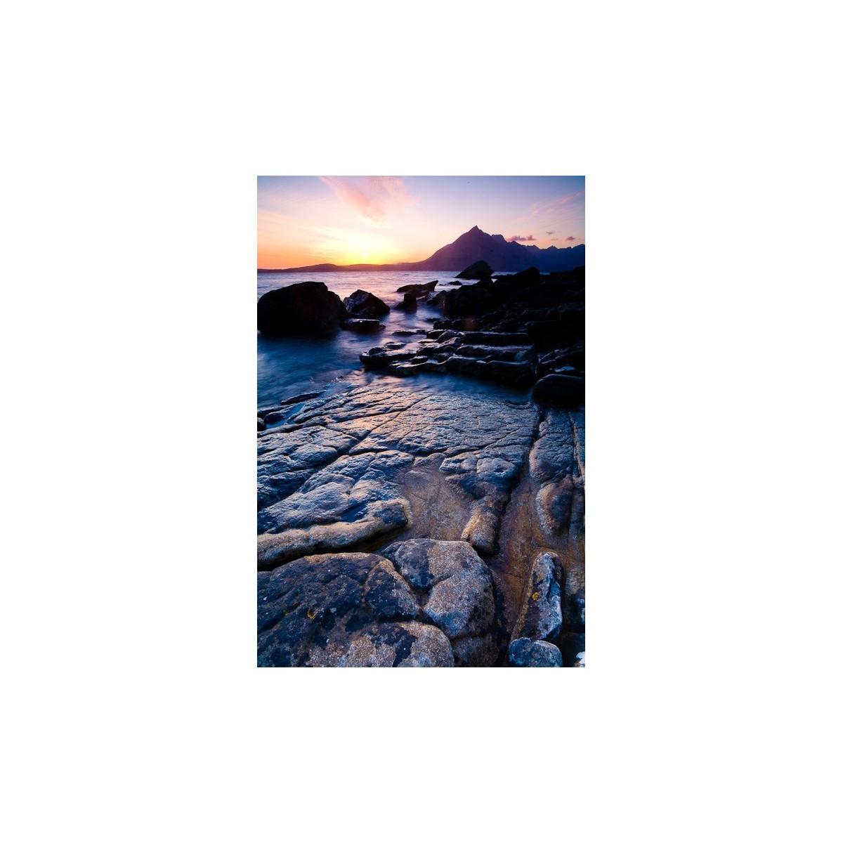 Elgol Beach Sunset