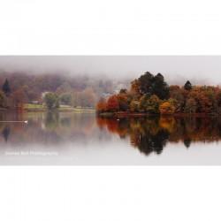 Grasmere Autumn Island