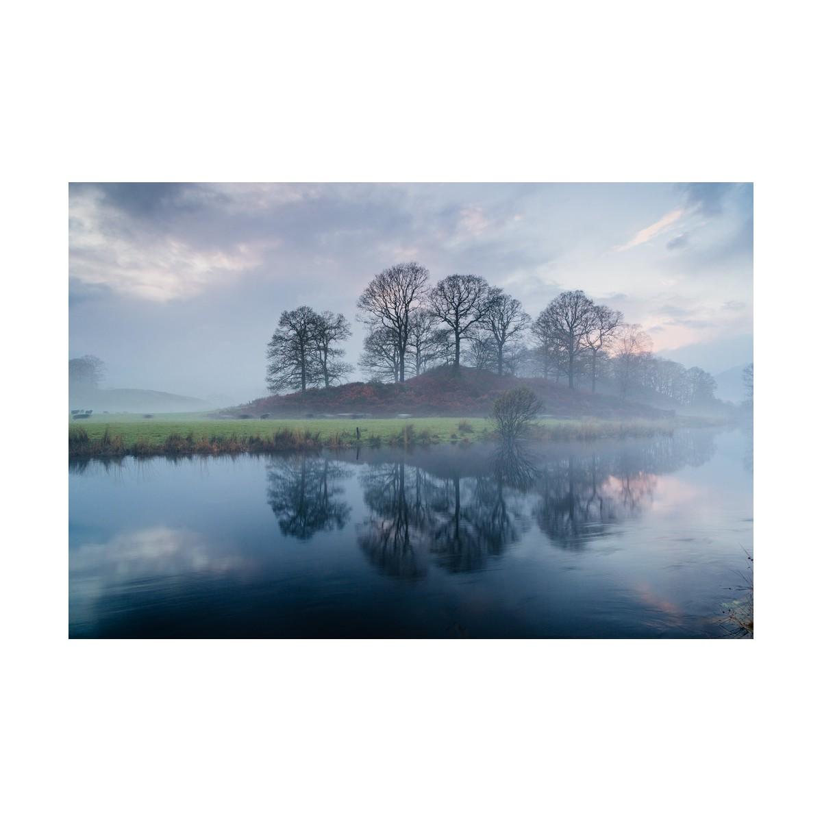 River Brathay Sunset