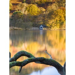 Rydal Water Boathouse Warm