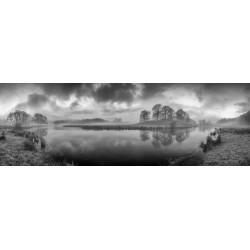 River Brathay Panorama
