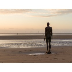 Another Place on Crosby Beach
