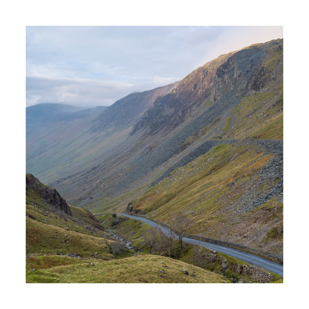 The Honister Pass