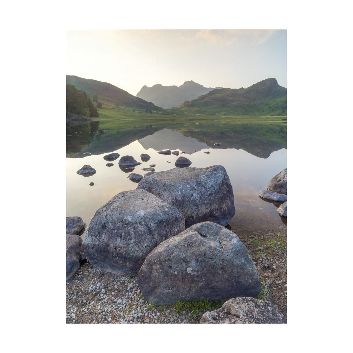Blea Tarn Summer Reflections