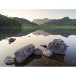 Blea Tarn Summer Reflections II