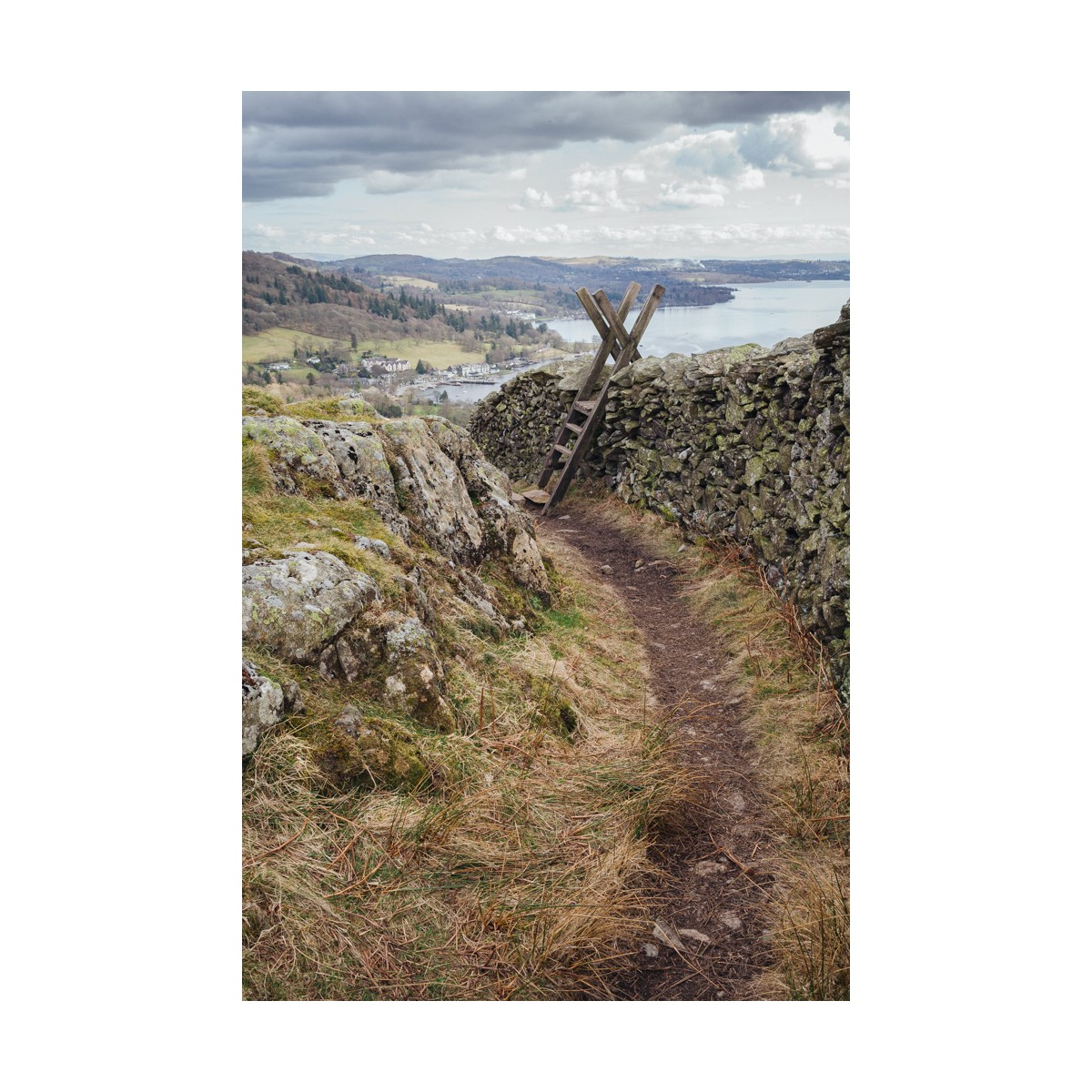 Loughrigg Path