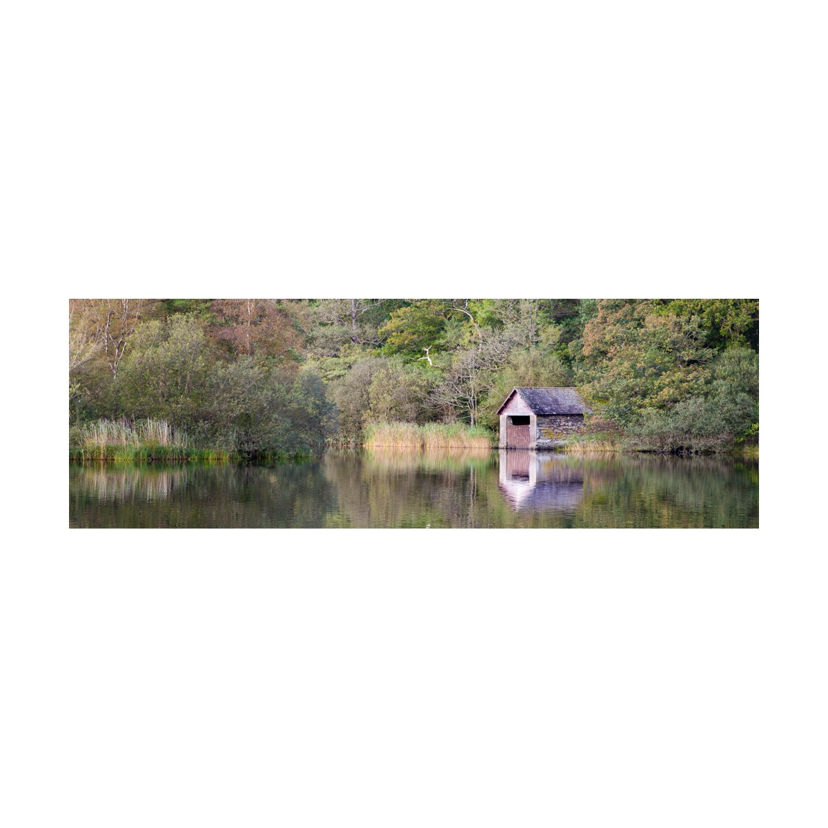Rydal Boathouse Wide