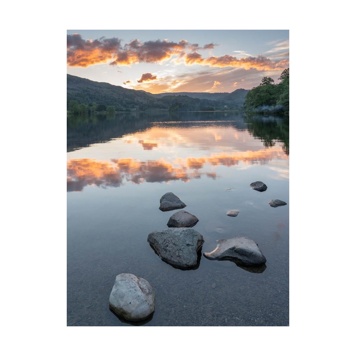 A Grasmere Sunset