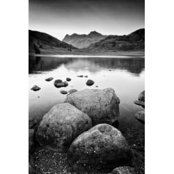 Blea Tarn Mono Rocks
