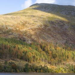 Over Thirlmere Autumn