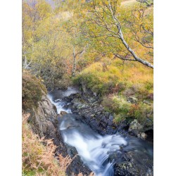 Autumn on Honister Pass