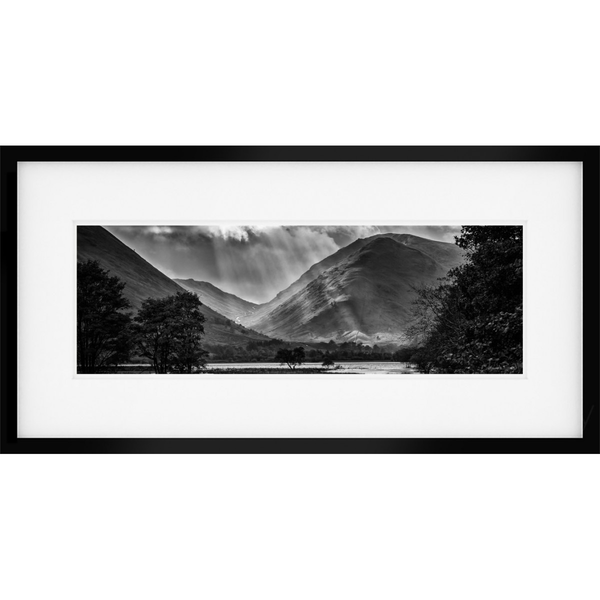 Kirkstone Panorama Print