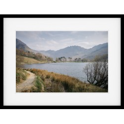 Buttermere Path II Framed Print