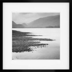 Mono Borrowdale Framed Print