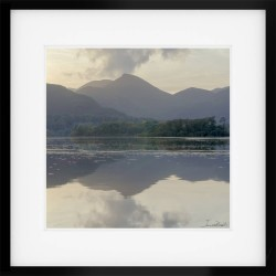 Causey Pike framed print