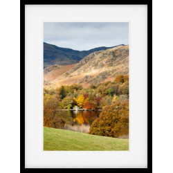 Amazing Autumn  Framed Print