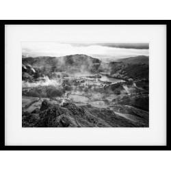 Grasmere Mono framed print