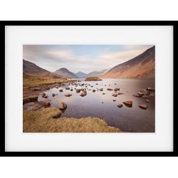 Wastwater Still Framed Print