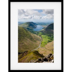 Wasdale View Framed Print