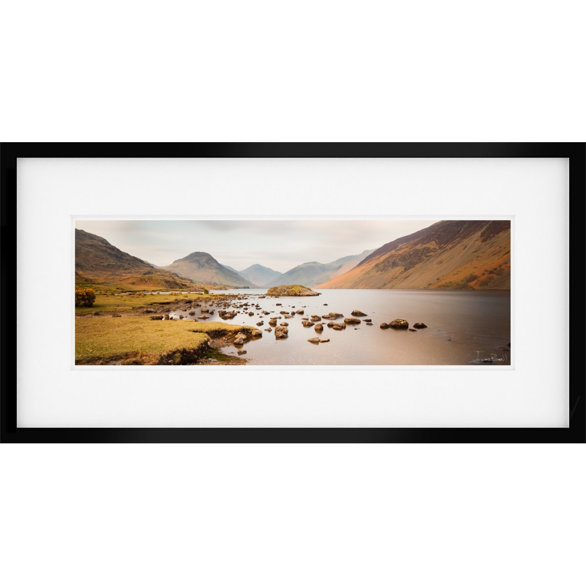 Wastwater Favourite Framed Print