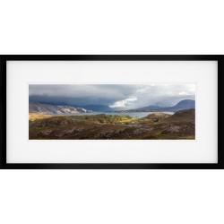 Ardheslaig Vista Framed Print