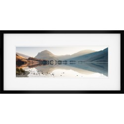 Buttermere View Framed print