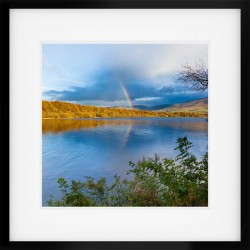 Bassenthwaite Colours Framed Print