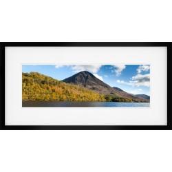 Crummock Water Wide Framed print