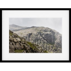 Broad Crag and Scafell Pike Framed Prints