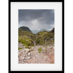 Piers Gill Framed Print