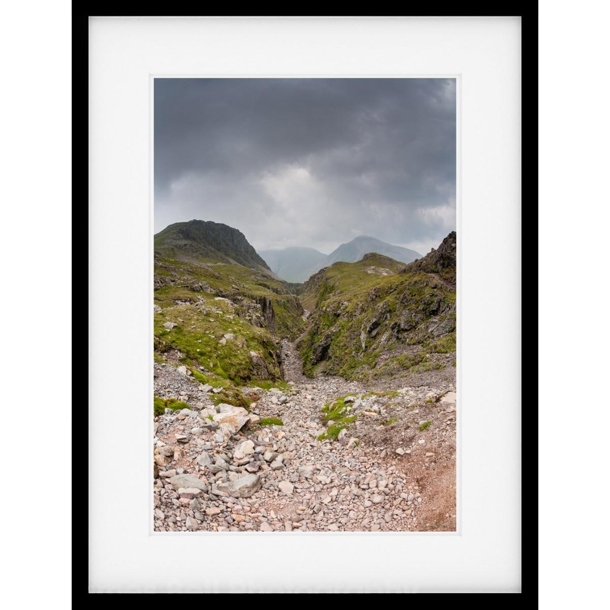 Piers Gill Framed Print